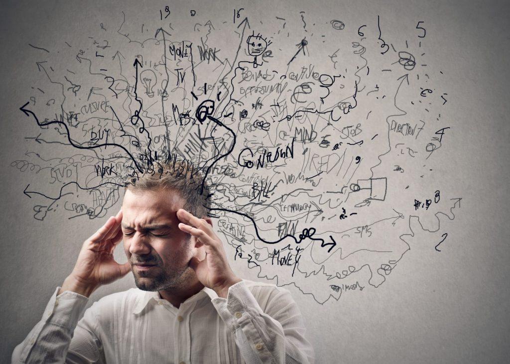 Şizofreninin başlangıcı ergenliğin sonlarıyla 20'li yaşların başında gerçekleşir
