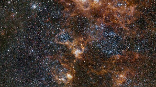 Yıldız Oluşum Fabrikası: Tarantula Bulutsusu