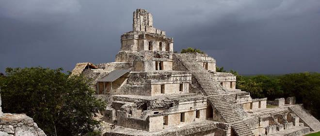 Gizli Maya Uygarlığı Guatemala