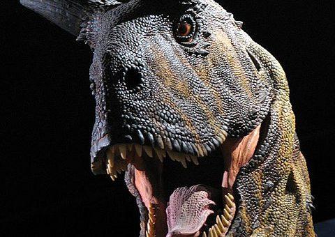 Carnotaurus Dinozoru; Et Yiyen Boğa