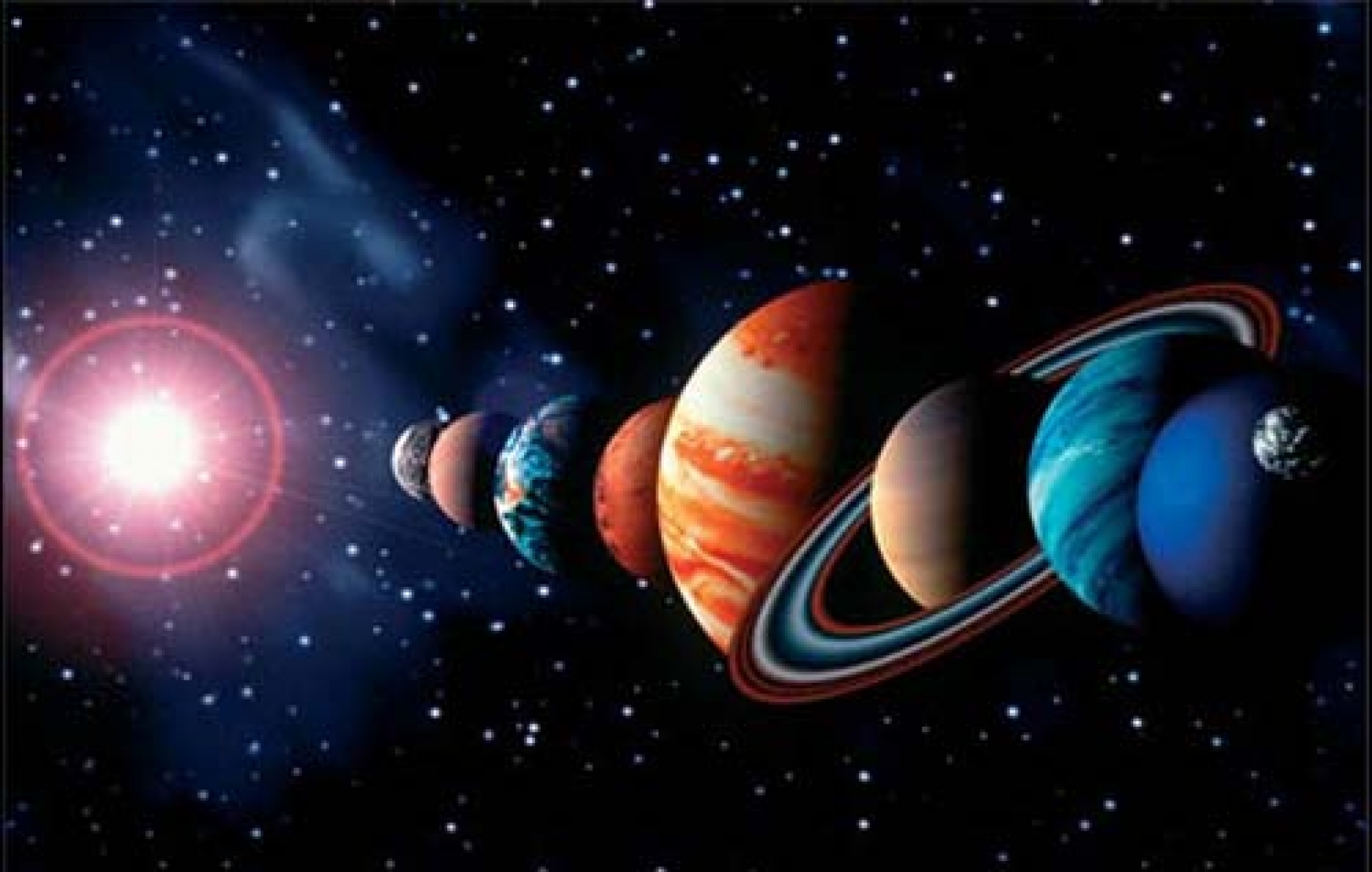 Gezegen Oluşumu mu? Bi Dünya İŞ!
