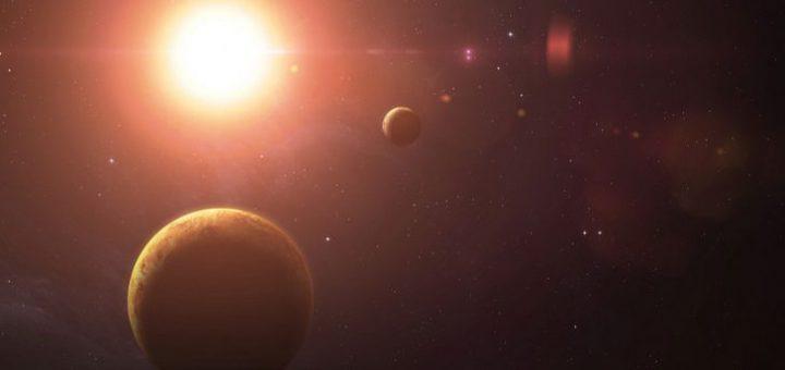 Uydusu Olmayan Gezegenler