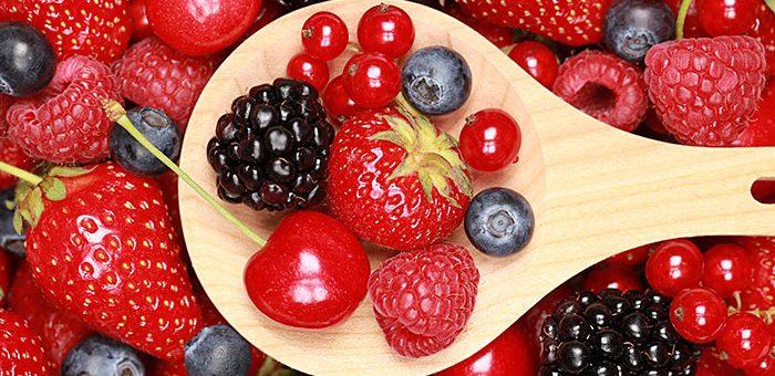 Kırmızı Meyveler ve Sağlık