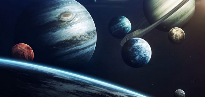 Güneş Sisteminin En Küçük Gezegeni Hangisidir?