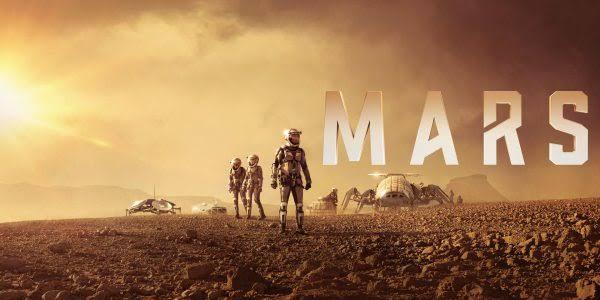 Mars Nasıl Bir Dizidir?